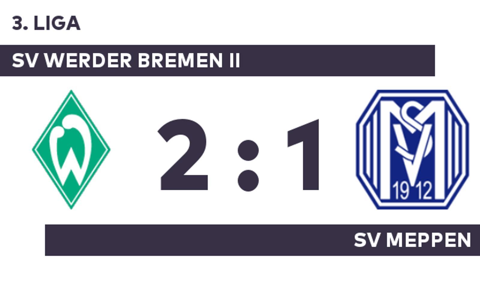 SV Meppen - Herren - 3. Liga - FussiFreunde Hamburg