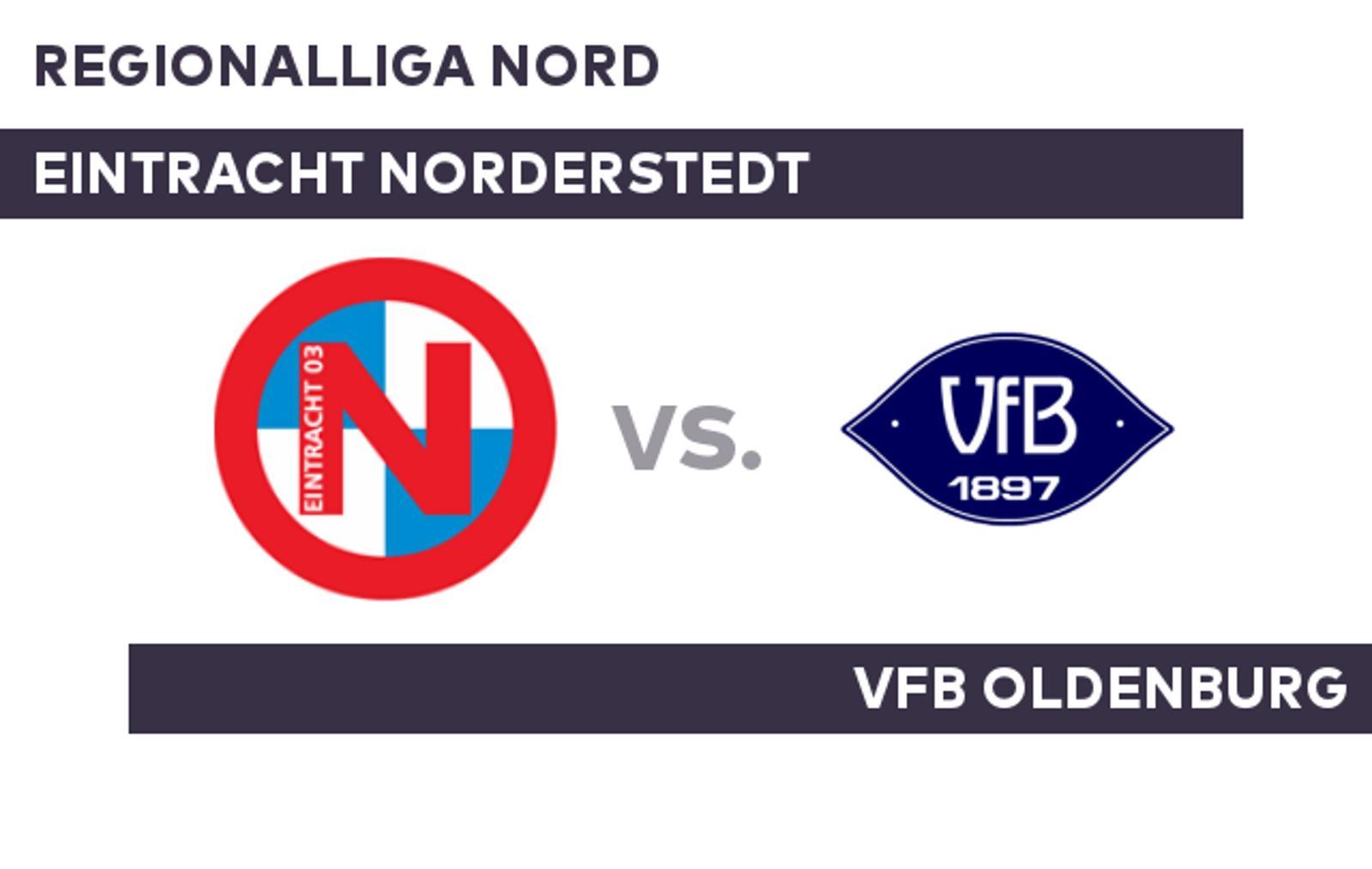 Fc Eintracht Norderstedt Vfb Oldenburg Oldenburg Gibt
